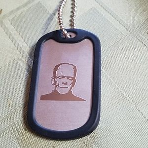 Other - New horror Frankenstein necklace